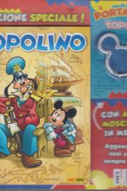 Topolino n.3390 + Portachiavi Metallo