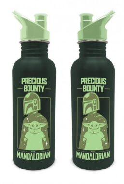 Copertina di Star Wars Mandalorian Drink Bottle
