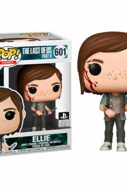 Copertina di The Last Of Us Ellie Funko Pop 601