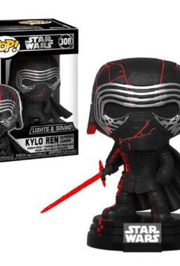 Copertina di Sw Rise Of Skywalker Kylo Ren Funko Pop 308