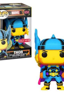 Copertina di Marvel Thor Black Light Funko Pop 650