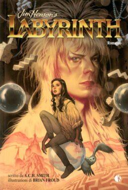 Copertina di Labyrinth – Romanzo