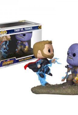 Copertina di Marvel Avengers Thor Vs Thanos Funko Pop 707