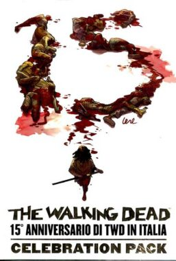 Copertina di The Walking Dead n.70-15 Anniversary Box