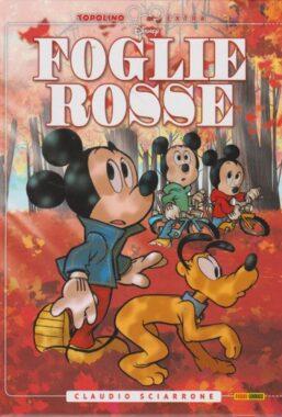 Copertina di Foglie Rosse – Topolino Extra 1