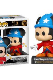 Mickey Mouse Apprentice Mickey Funko Pop 799