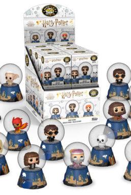 Copertina di Hp Mystery Mini Snow Globes