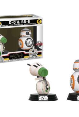 Copertina di Star Wars Pop! 2-Pack D-O & Bb-8 Funko Pop