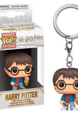Copertina di Hp Holiday Harry Potter Funko Keychain