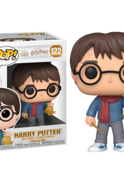 Copertina di Hp Holiday Harry Potter Funko Pop 122