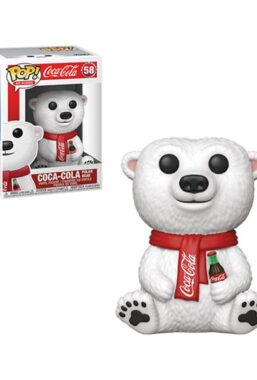 Copertina di Coca Cola Polar Bear Funko Pop 58