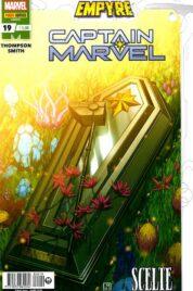Captain Marvel n.19