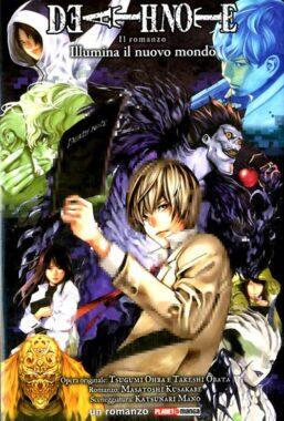 Copertina di Death Note – Illumina Il Nuovo Mondo