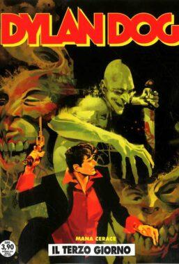 Copertina di Dylan Dog 411 – Il Terzo Giorno