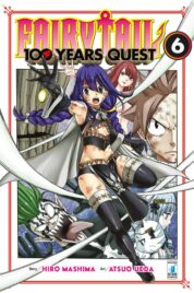 Fairy Tail 100 Years Quest n.6