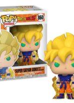 Dragon Ball Z SS Goku First Appearance Funko Pop 860
