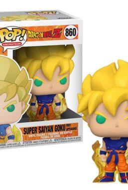 Copertina di Dragon Ball Z SS Goku First Appearance Funko Pop 860