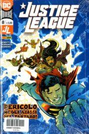 Justice League n.8