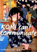 Komi Cant Comunicate n.3