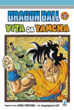 Copertina di Dragon Ball Side Story Vita da Yamcha