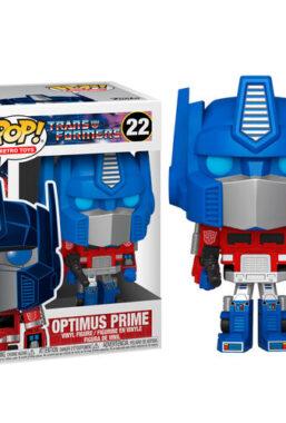 Copertina di Transformers Optimus Prime Funko Pop 22