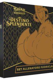 Pokemon Spada e Squdo 4.5 Destino Splendente Set Allenatore