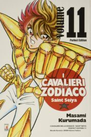 Cavalieri Zodiaco Perfect Edition n.11