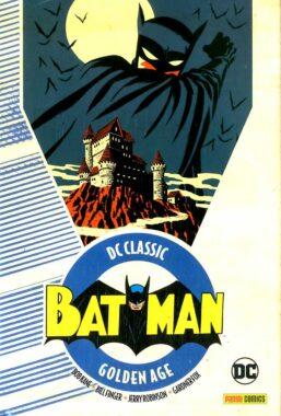 Copertina di Dc Classic Golden Age – Batman 1
