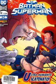 Batman/Superman n.9