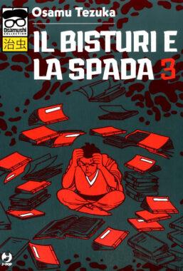 Copertina di Il Bisturi E La Spada n.3