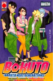 Boruto: Naruto Next Generation n.11