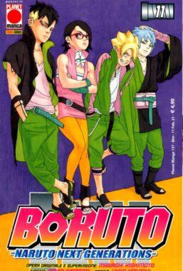 Copertina di Boruto: Naruto Next Generation n.11