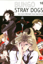 Bungo Stray Dogs n.10