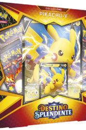 Pokemon Spada e Scudo 4.5 Destino Splendente Pikachu-V