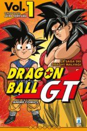 Dragon Ball Gt Anime Comics n.1