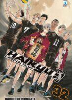 Haikyu!! n.32 – Target 93