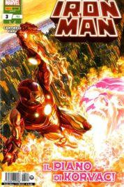 Iron Man n.92 – Iron Man 3