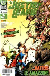 Justice league n.9