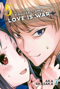 Copertina di Kaguya-Sama – Love Is War n.5