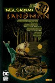 Sandman Library n.3 – Le terre del sogno