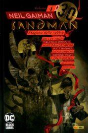 Sandman Library n.4 – Stagione delle nebbie