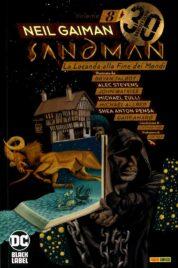 Sandman Library n.8 – La locanda alla fine dei mondi
