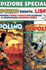 Supertopolino n.3401 + Topolibro
