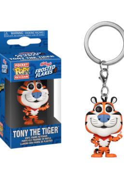 Copertina di Kellogg's Tony The Tiger Keychain