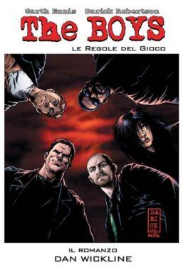 Copertina di The Boys – Le Regole Del Gioco