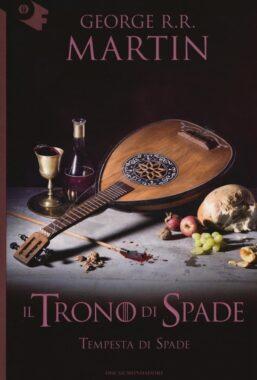 Copertina di Il Trono di Spade 5 – Tempesta di Spade