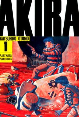 Copertina di Akira – Nuova Edizione n.1 (di 6)