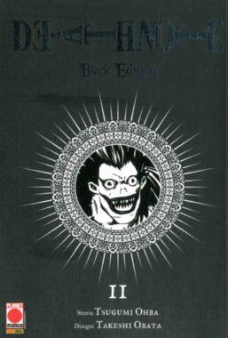 Copertina di Death Note Black Ed. 2 – IV Ristampa