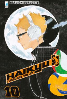 Copertina di Haikyu!! n.10 – Target 60