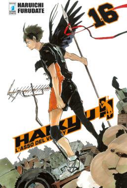 Copertina di Haikyu!! n.16 – Target 69
